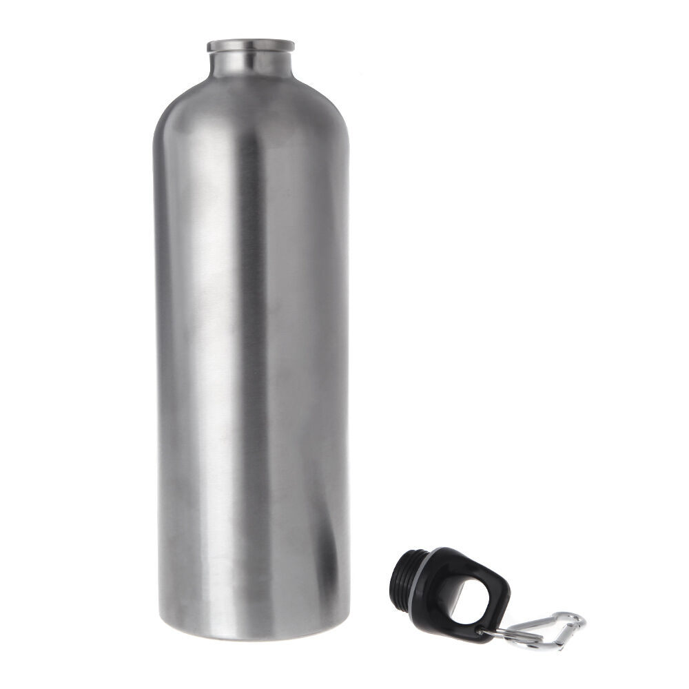 1000ml (1L) Stainless Steel Sports Drinking Bottle Bicycle ...