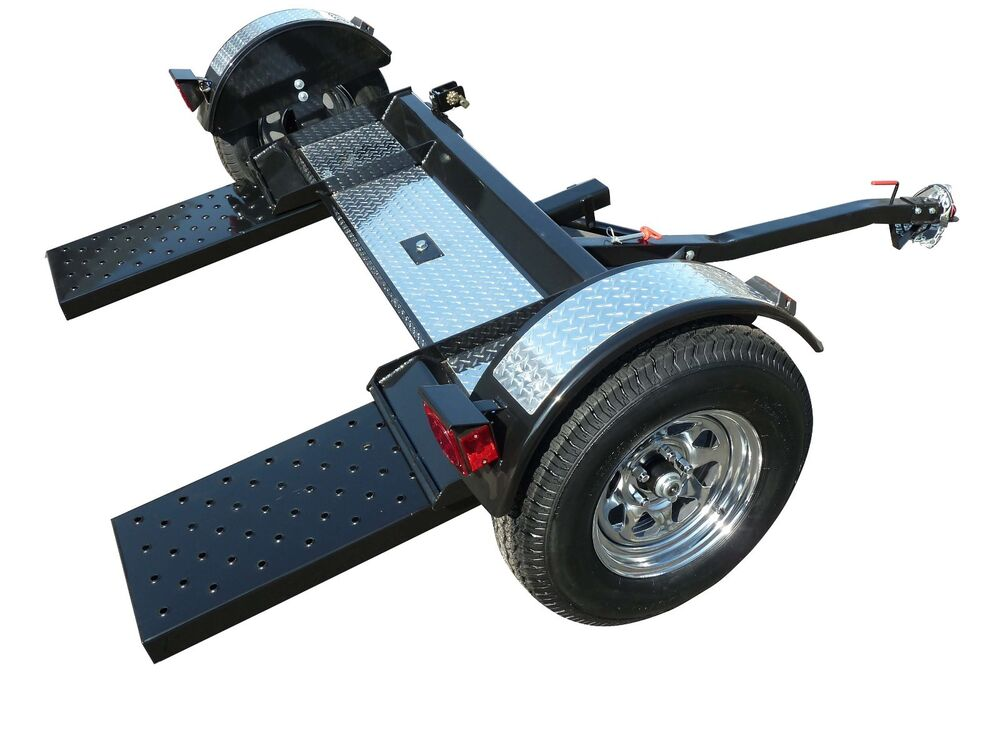 Tow Dolly For Race Car