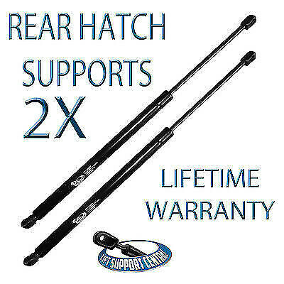 Rear Hatch Liftgate Lift Supports Shock For 07 14 Suburban