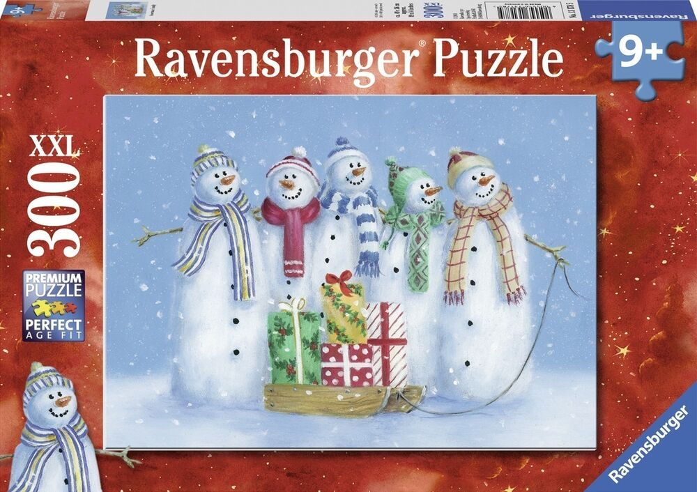 ravensburger christmas puzzle weihnachten 300 teile. Black Bedroom Furniture Sets. Home Design Ideas