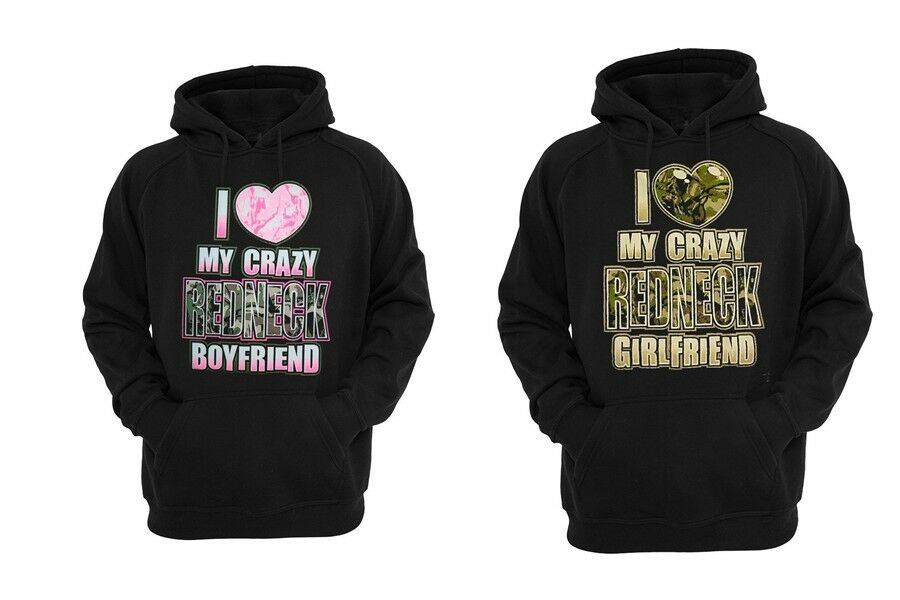 matching love hoodies Order includes two unisex hooded sweatshirts for male & female item description -8 oz, 80/20 cotton/polyester machine washable -doubled lined hood with matching drawstring -1x1 athletic rib knit cuf.