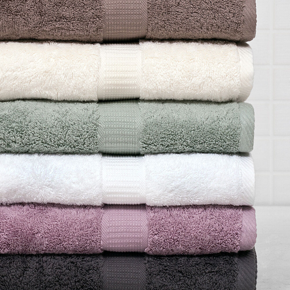 Christy Serene Luxury 100 Cotton 630 GSM Bath Bathroom Towel Towels Extra La