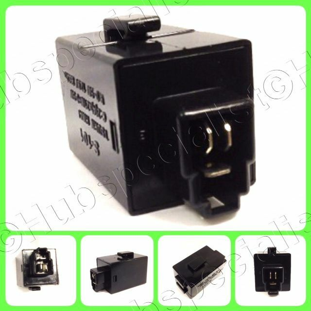 turn signal flasher relay for 2000 2004 kia spectra new ebay. Black Bedroom Furniture Sets. Home Design Ideas