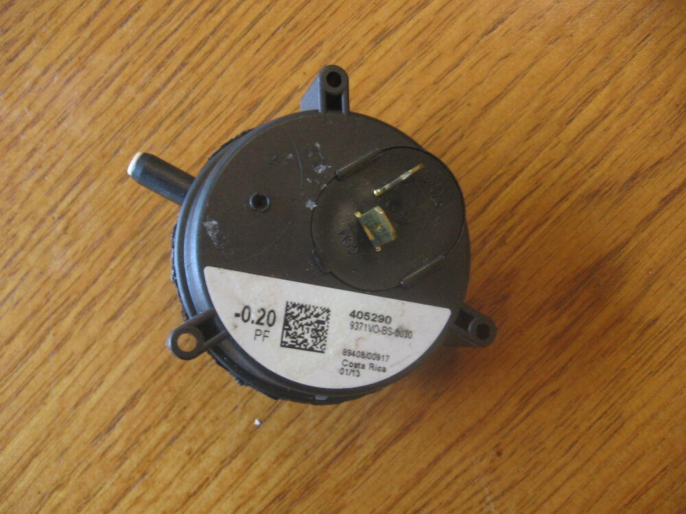Mpl Furnace Hvac Vacuum Air Pressure Switch 405290 9371vo