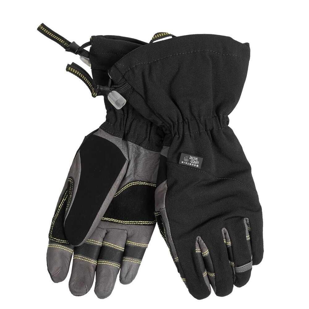 Mountain Hardwear Mens Hydra EXT Gloves winter ski snow