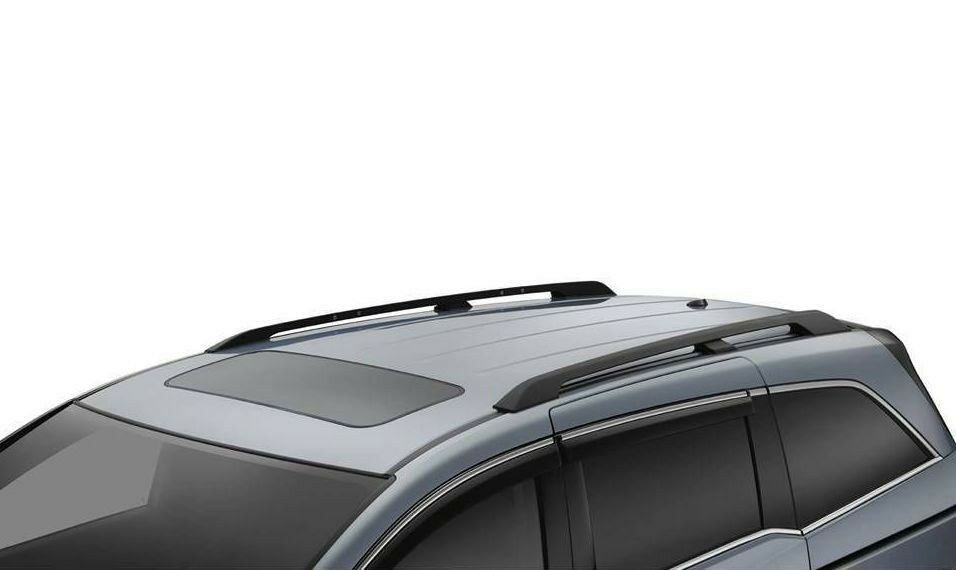 genuine oem honda odyssey roof rails rack 2011 2015. Black Bedroom Furniture Sets. Home Design Ideas