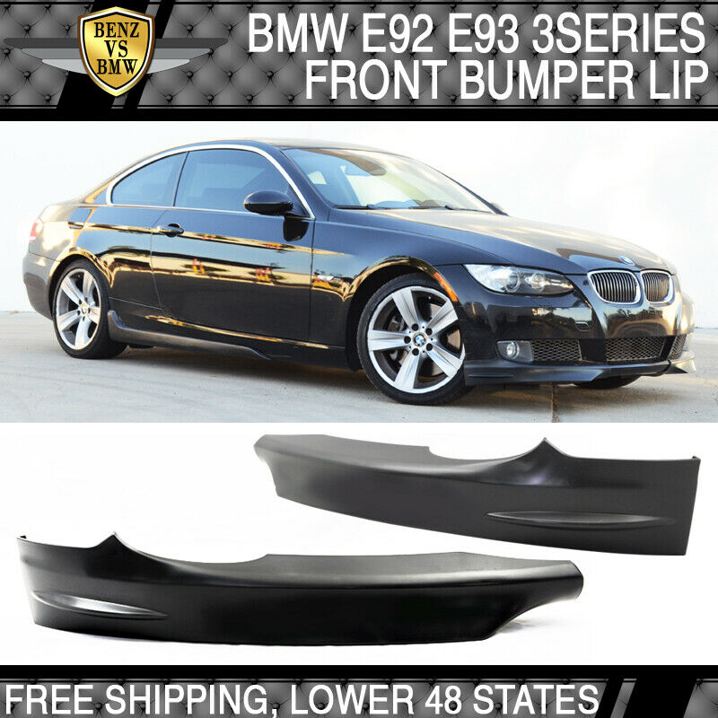 07 10 bmw e92 e93 328i 335i coupe mtech msport front. Black Bedroom Furniture Sets. Home Design Ideas