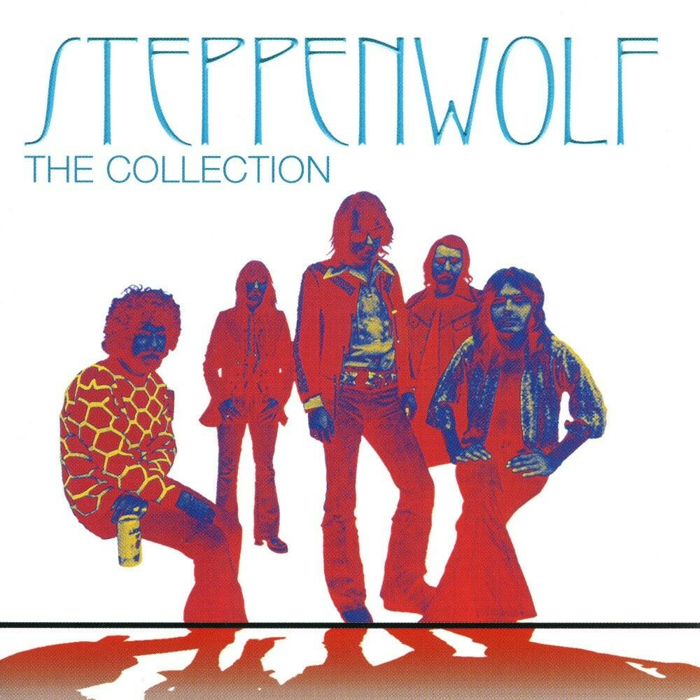 Steppenwolf THE COLLECTION Best Of BORN TO BE WILD 19