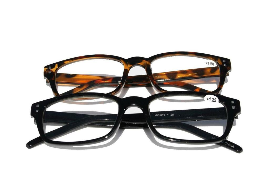 Rectangle Lightweight Reading Reader Glasses Smart Looking ...