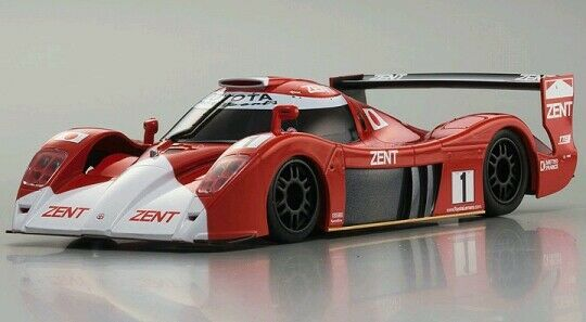 kyosho mini z toyota gt one nr 1 karosserie body ebay. Black Bedroom Furniture Sets. Home Design Ideas