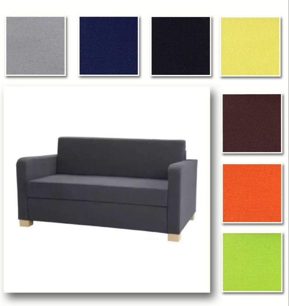 Customize sofa cover fits solsta sofa bed replace sofa for Sleeper sofa covers design