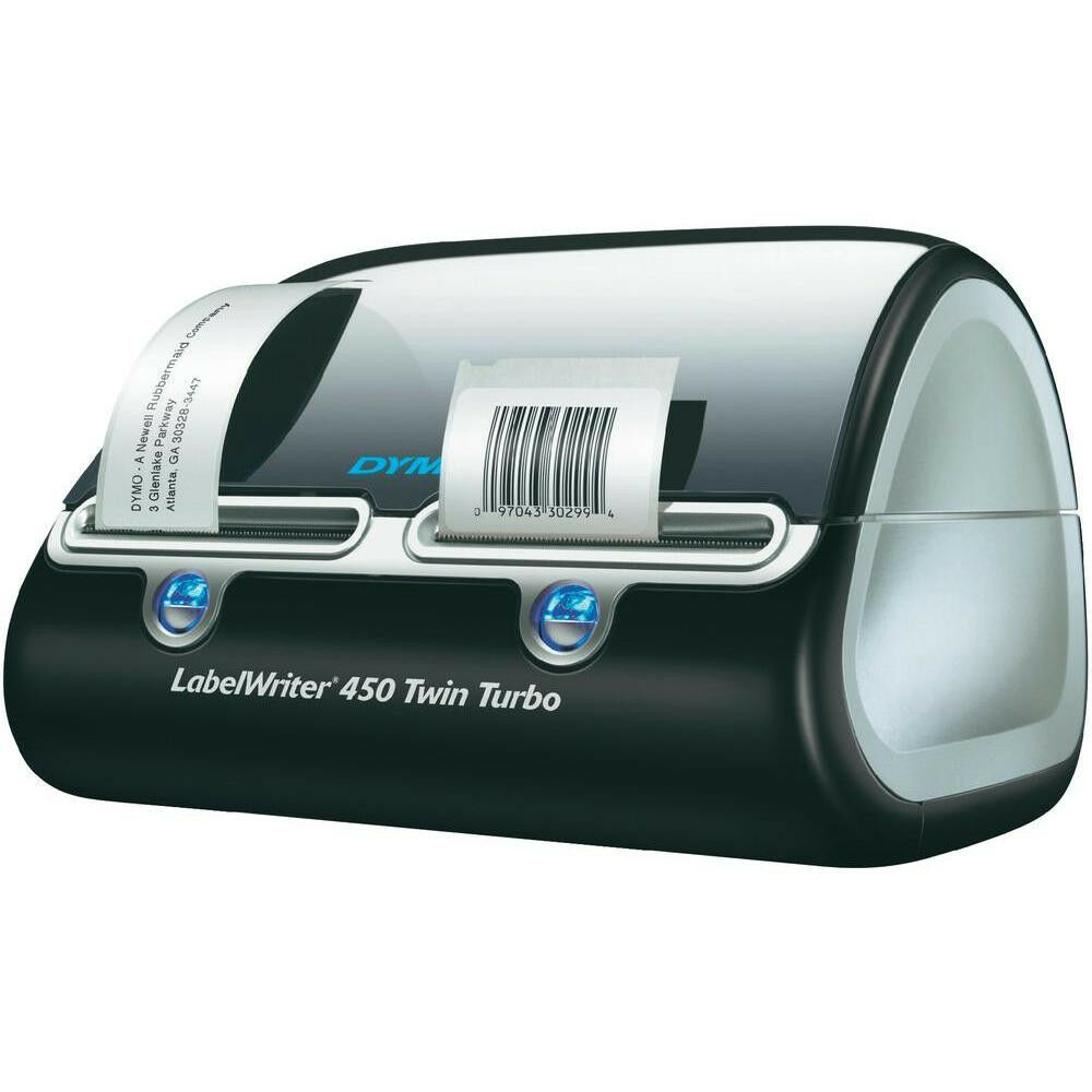 Dymo labelwriter 450 twin turbo label printer 1752266 for Dymo labelwriter 450 turbo labels