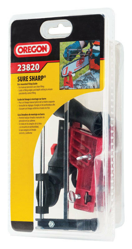 oregon 12v chainsaw sharpener manual