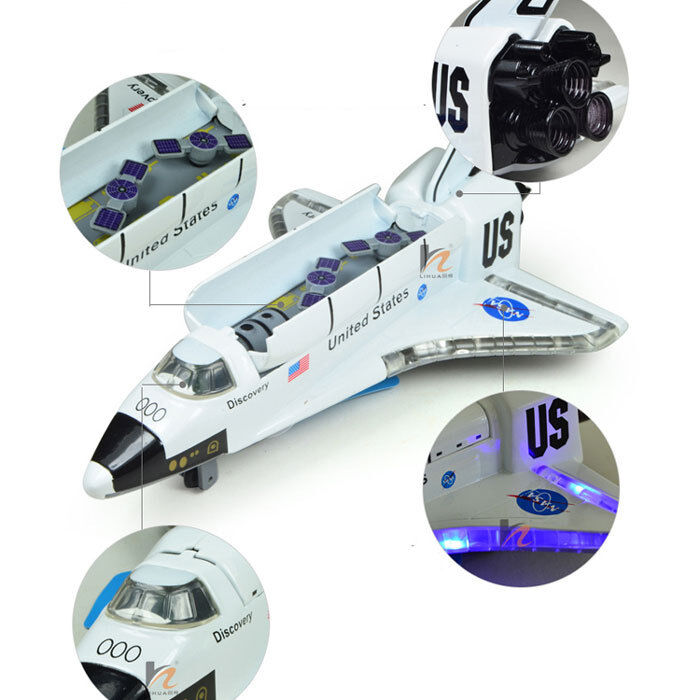 """USA NASA Space Shuttle Discovery COLUMBIA 8"""" with Light ..."""