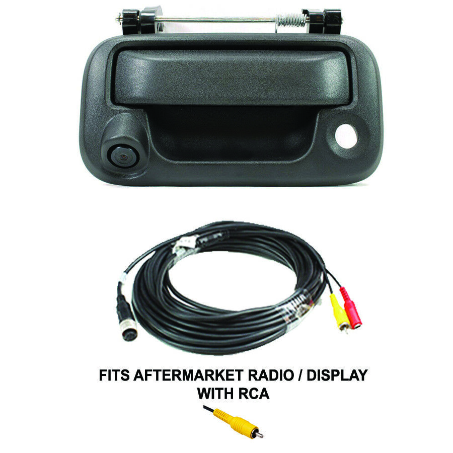 Rostra 250 50 Tailgate Handle Backup Camera For 2004