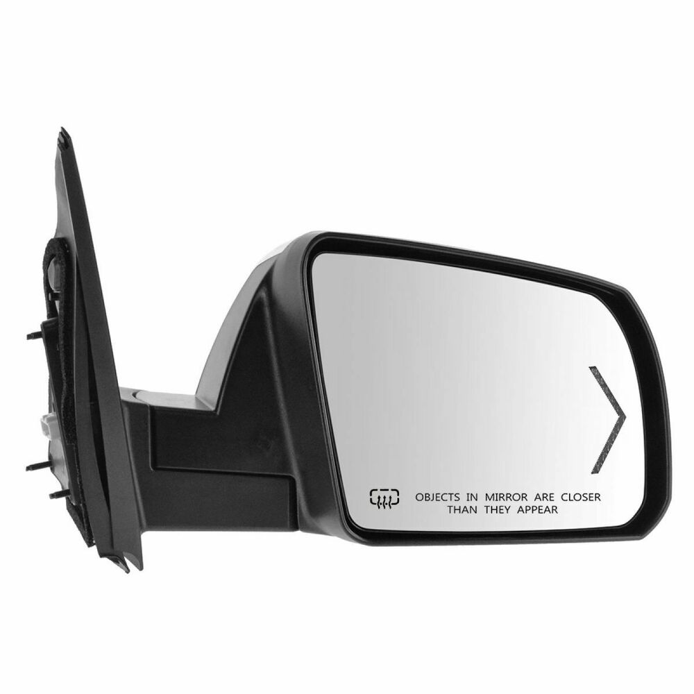 2015 Toyota Tundra Towing Mirrors >> Mirror Power Heat Signal Folding Memory Chrome Cap Right Side for Toyota Tundra | eBay