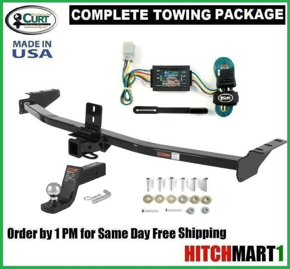 2001-2006 ACURA MDX, 03-08 HONDA PILOT TRAILER HITCH