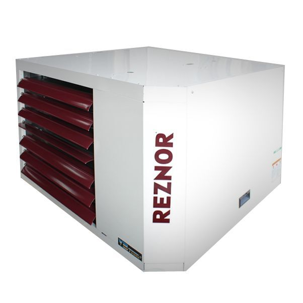 Reznor udap45 garage heater 83 low profile ebay for How much to install a garage heater
