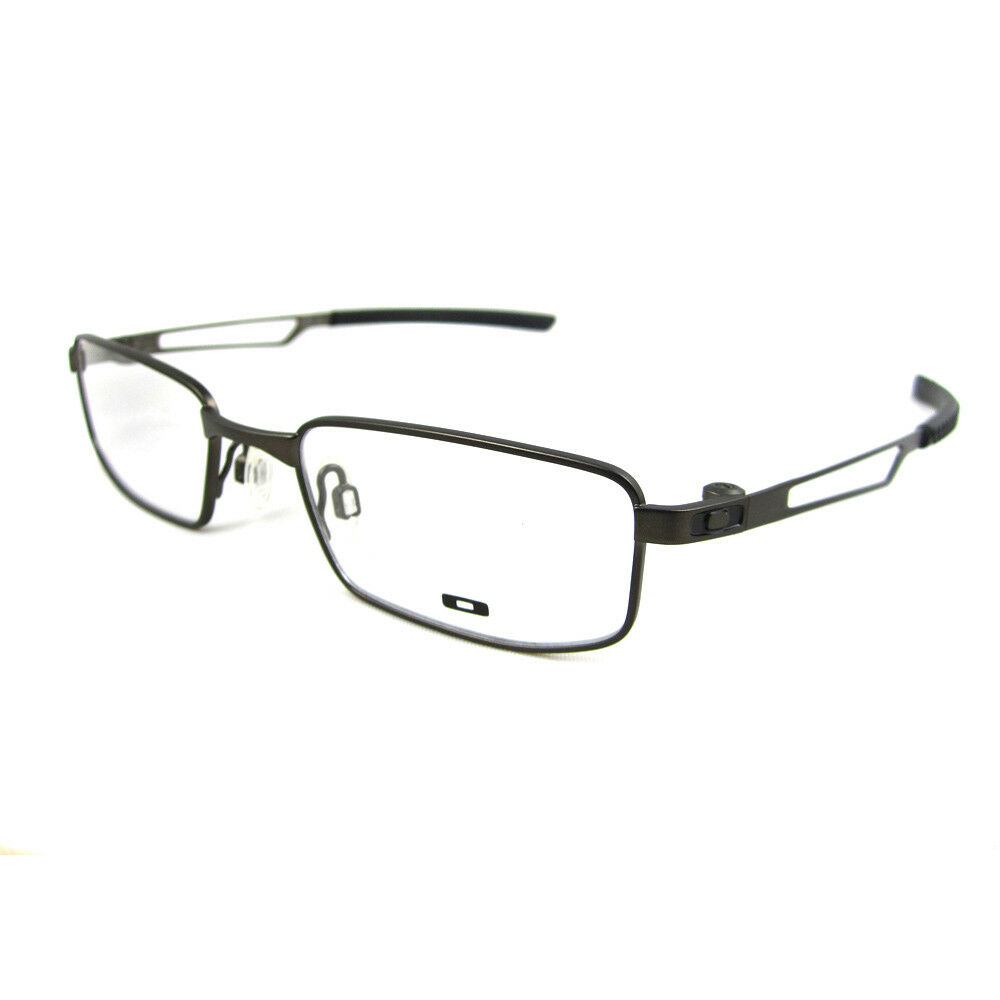 oakley rx glasses frames collar 310103 pewter ebay