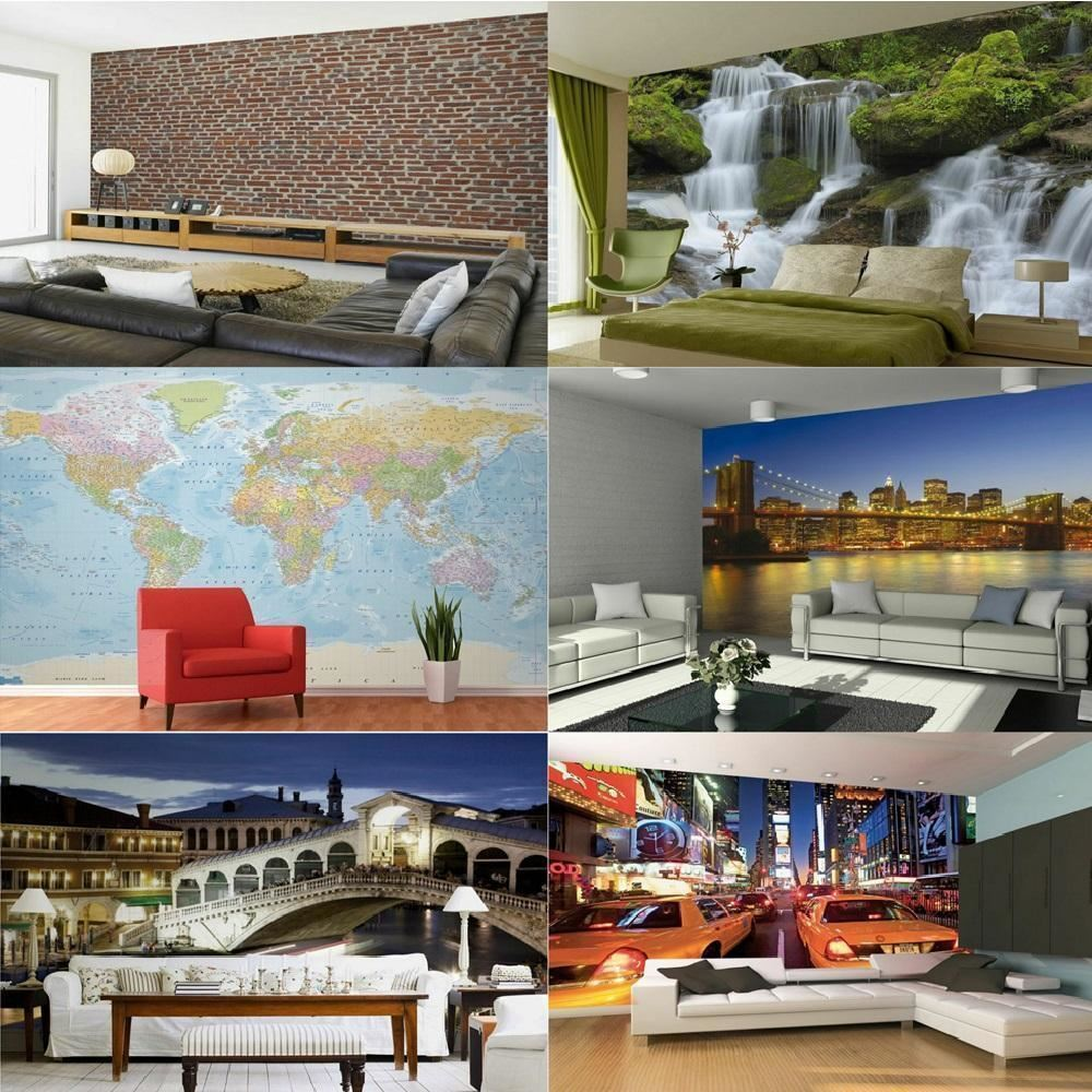 1 wall mural photo giant wallpaper paper poster living - Wallpaper one wall in living room ...