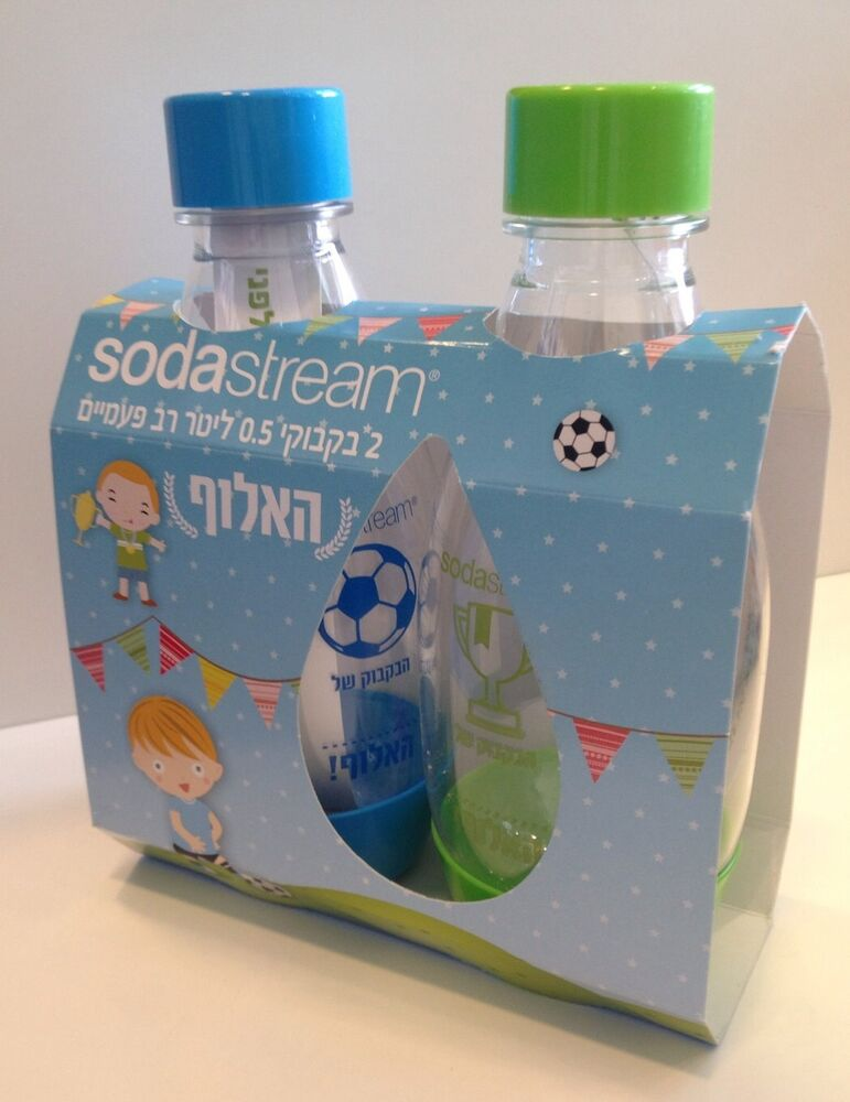 Established in , Israel?based SodaStream? turns water into fresh sparkling water and soda; the company revolutionized the beverage industry by empowering people with simple and fun ways to make and enjoy bottle?free bubbly beverages.