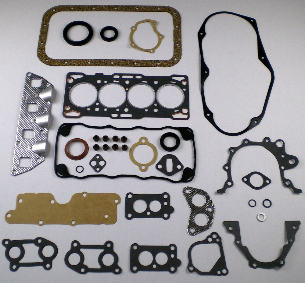 Full Engine Head Gasket Set Fits Suzuki Super Carry Sj410 Jimny 1 0 F10a Samurai