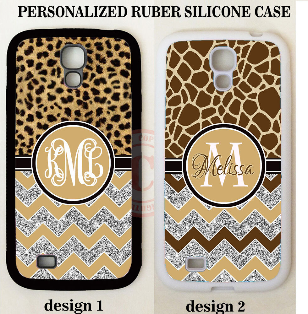 iPhone personalized cell phone cases for iphone 4 : ... MONOGRAM PHONE Case For Samsung Galaxy S7 S6 S5 NOTE 5 4 : eBay