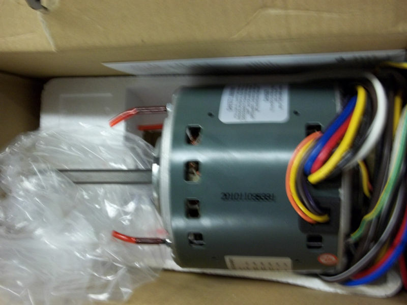 Evaporative Motor Blower Motor : Hp evaporator motor hvac air conditioner blower ebay