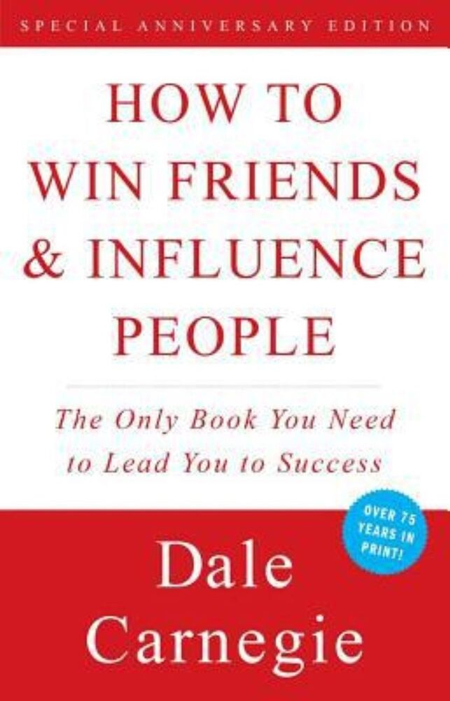 how to win friends and influence people swedish