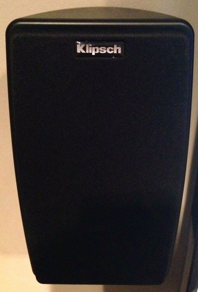 Klipsch Quintet 5 Micro Tracktrix Horn 2 Way Satellite