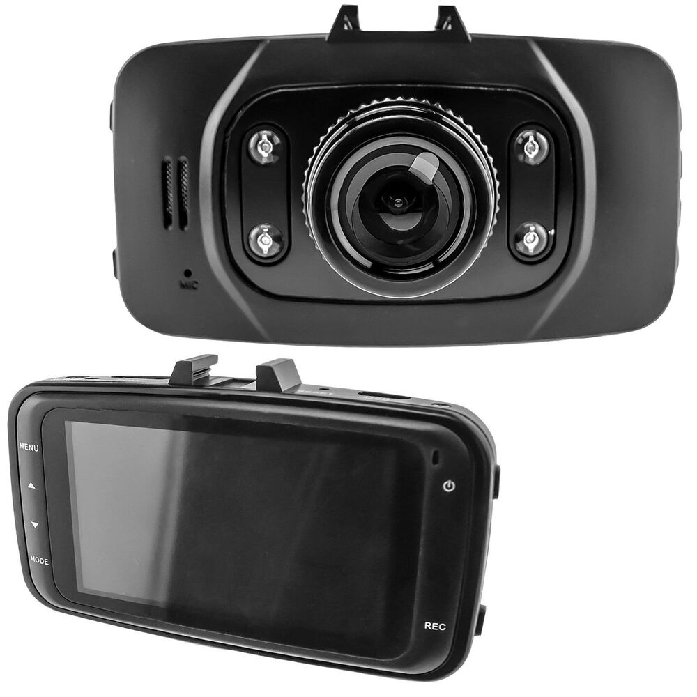 2 7 1080p hd lcd car dvr vehicle camera video recorder dash cam gs8000l ebay. Black Bedroom Furniture Sets. Home Design Ideas