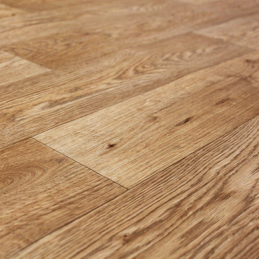 Light wood non slip vinyl flooring lino kitchen for Lino laminate flooring