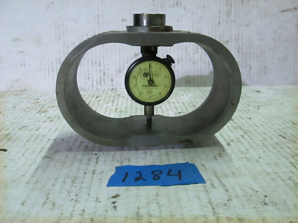 Federal Indicators Gages : Height gage with federal b dial indicator  ebay