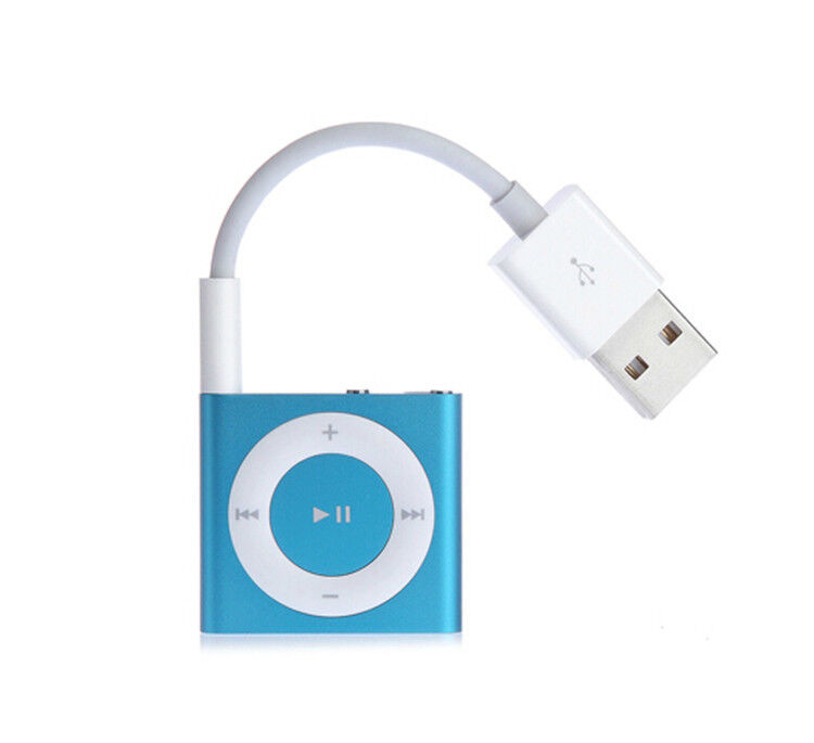 usb charger data sync cable cord for apple ipod shuffle. Black Bedroom Furniture Sets. Home Design Ideas