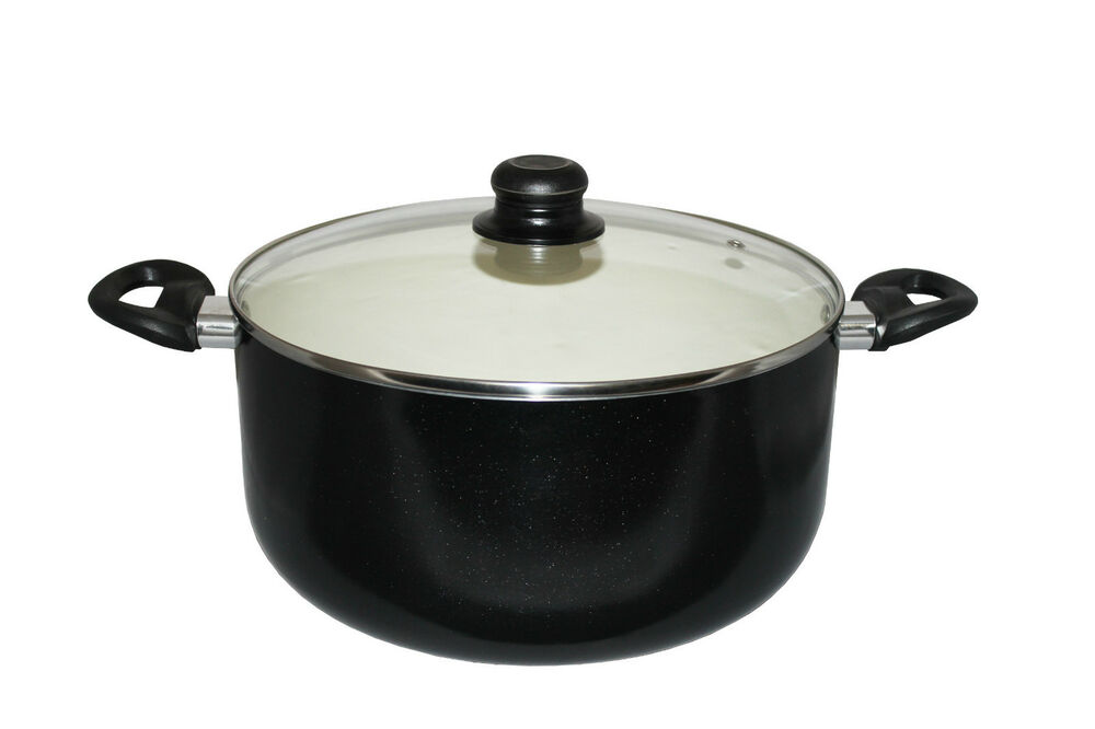 Concord Eco Friendly Ceramic 10 Qt Nonstick Dutch Oven