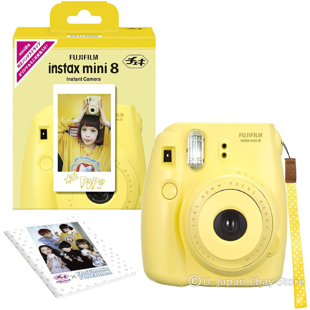 limited model fuji instax mini 8n instant camera fujifilm. Black Bedroom Furniture Sets. Home Design Ideas