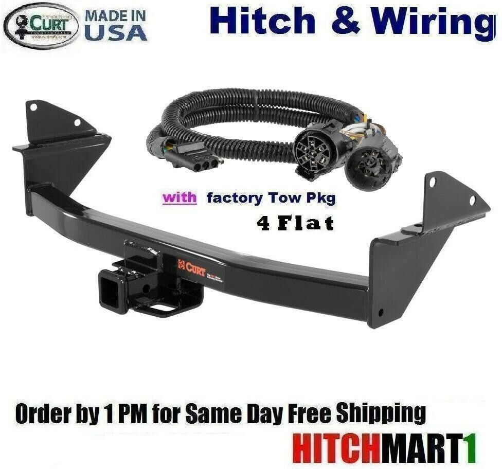 8k curt trailer hitch wiring for 2015 chevy colorado w. Black Bedroom Furniture Sets. Home Design Ideas
