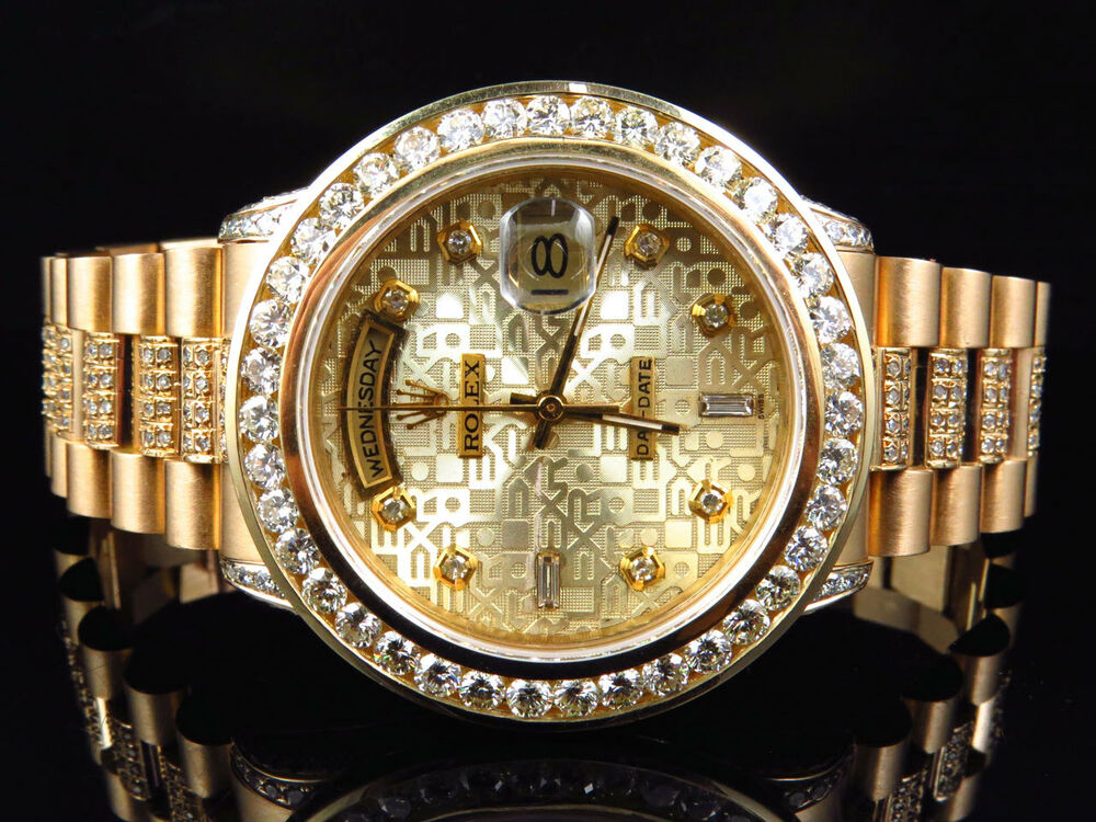 Rolex gold presidential