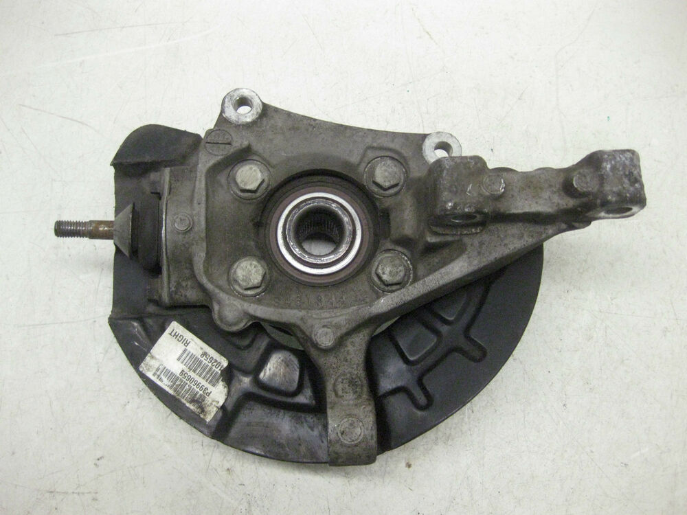 Car Spindle Assembly : Volvo s suspension front right spindle wheel hub