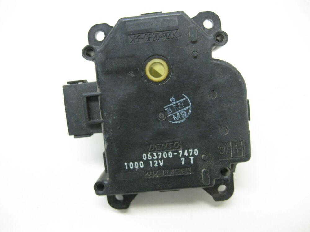 02 Lexus Rx300 Gs300 Ac Servo Damper Air Conditioning