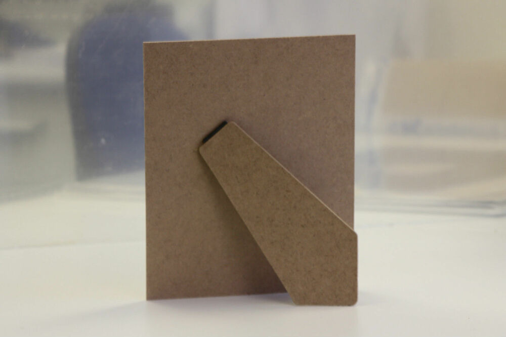 Pack Of 10 Mdf Strut Back Replacement For Picture Photo