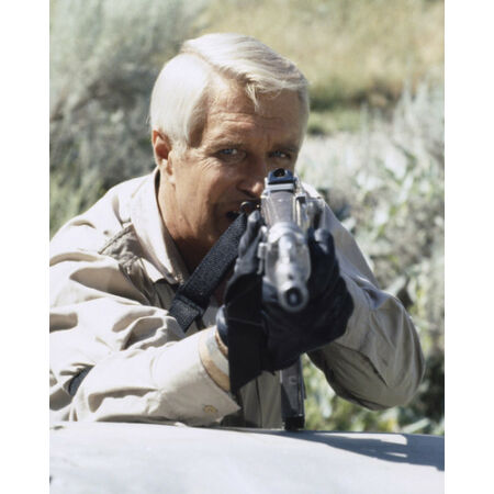 img-George Peppard The A-Team Television Photo [S271404] Size Choice