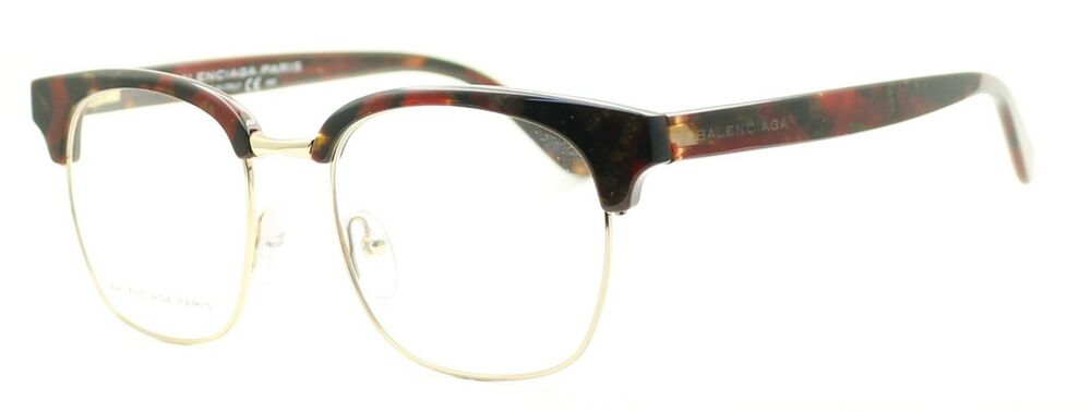 Glasses Frames Italy : BALENCIAGA PARIS BAL 120 VA0 Eyewear FRAMES Optical ...