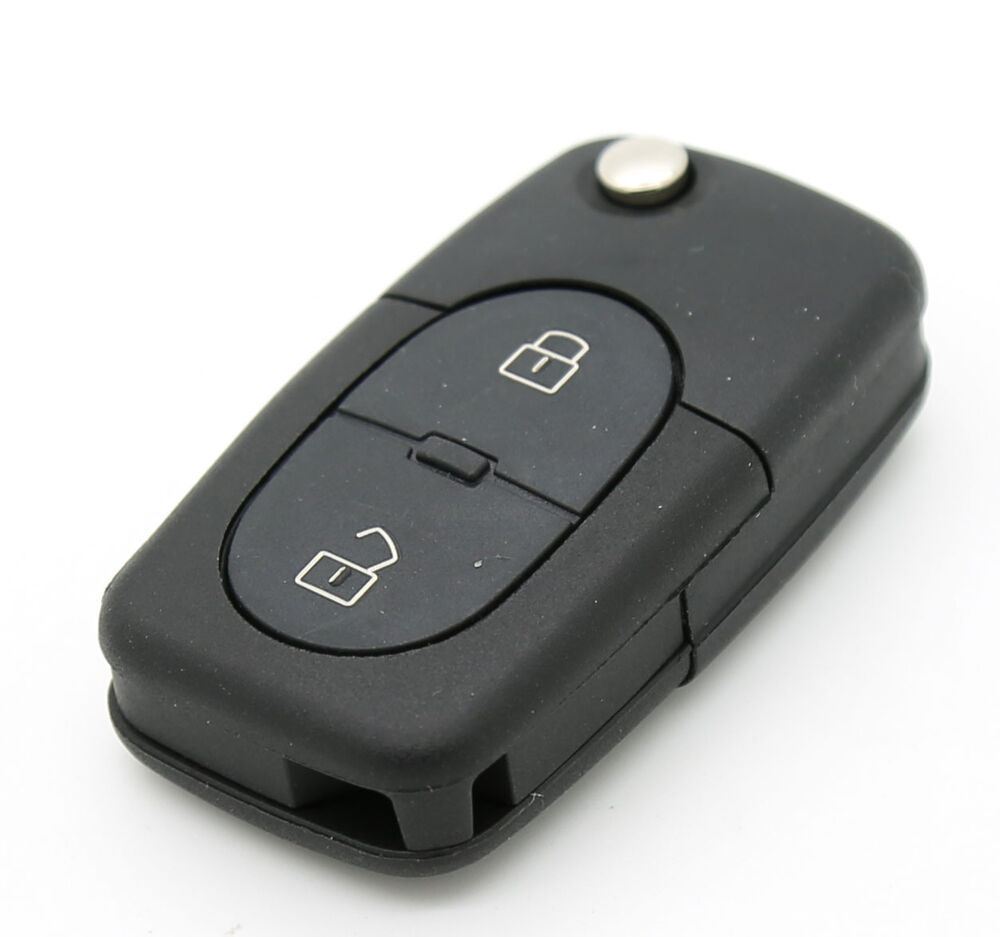 Replacement Fits Audi A2 A3 A4 A6 TT 2 Button Remote Key