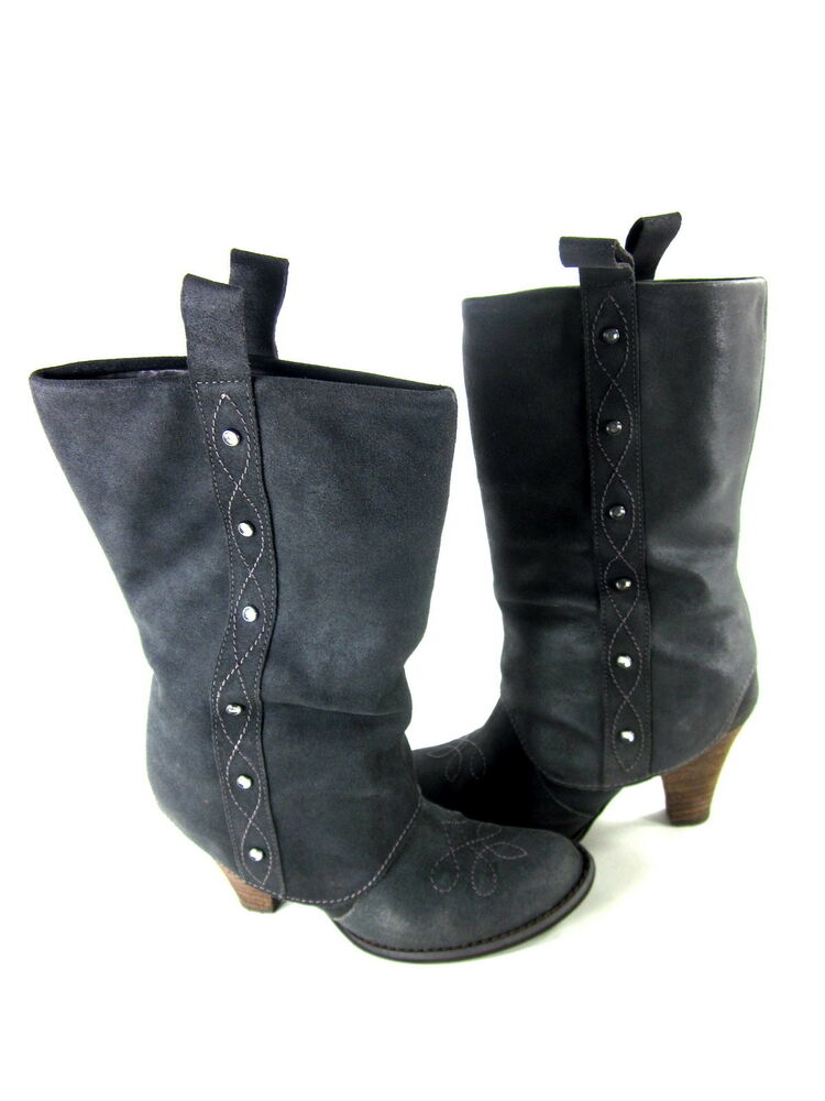 monkey s sparks western boots 0596 grey