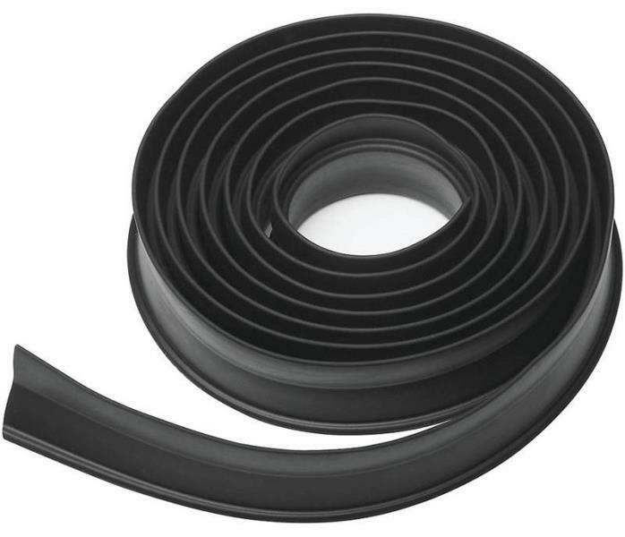 NATIONAL N281-295 16 FT GARAGE DOOR BOTTOM RUBBER WEATHER