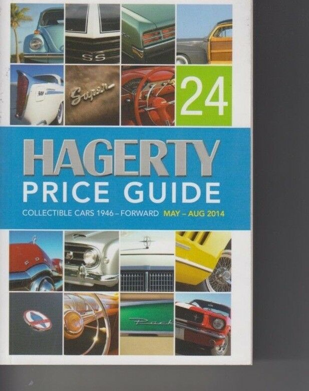 Hagerty Car Value >> Hagerty Price Guide 24 Collectible Cars 1946-Forward May
