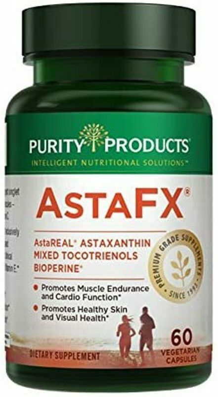 Astaxanthin purity products