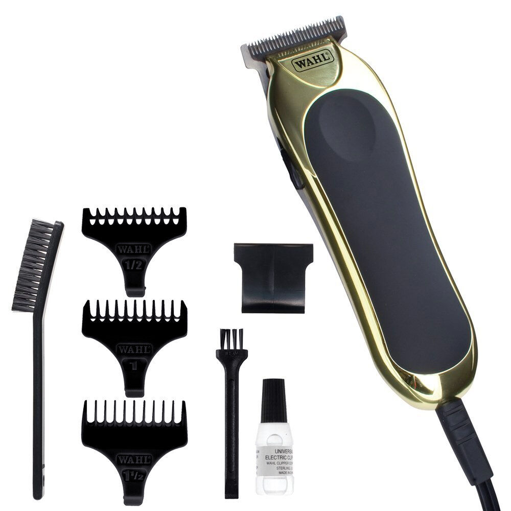 wahl t pro groomsman cord grooming kit hair beard clipper trimmer new 5055528565338 ebay. Black Bedroom Furniture Sets. Home Design Ideas