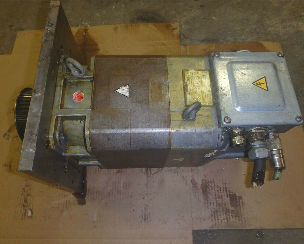 Siemens 1ph7101 7nf02 0bj0 spindle motor w encoder d20 for Add a motor d20